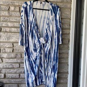 Adjustable Kimono